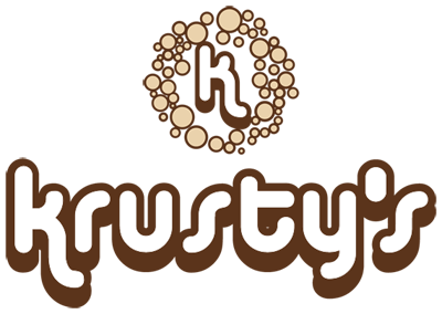 Krustys Take Away Eat In Coventry Logo